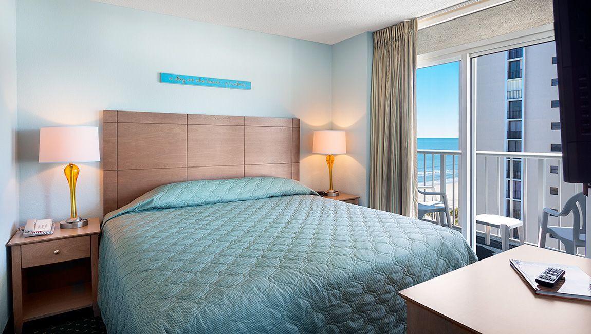 2 Bedroom Ocean View Master Bedroom
