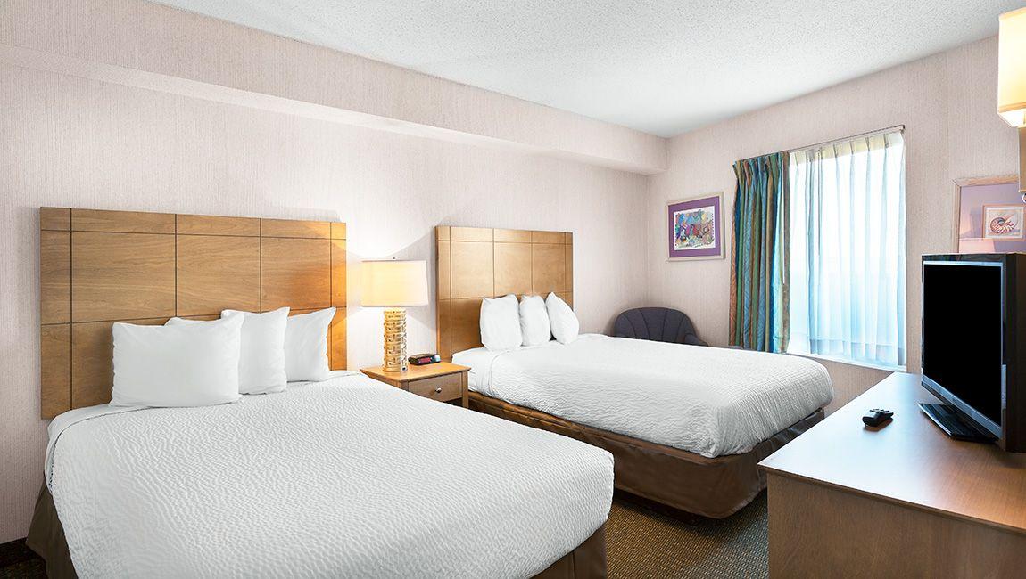 Oceanfront Two Bedroom