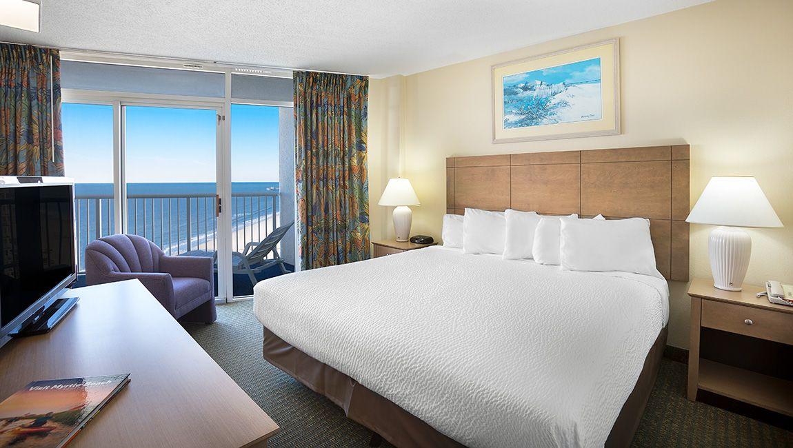 Oceanfront Two Bedroom Master