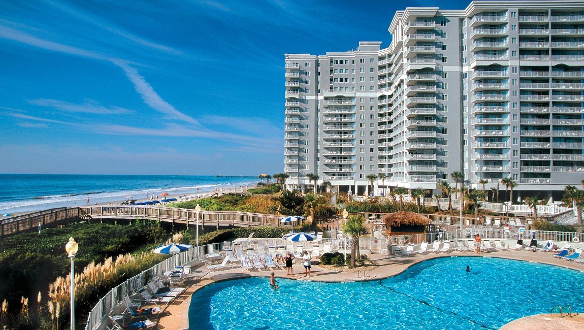 Myrtle Beach Resort Exterior