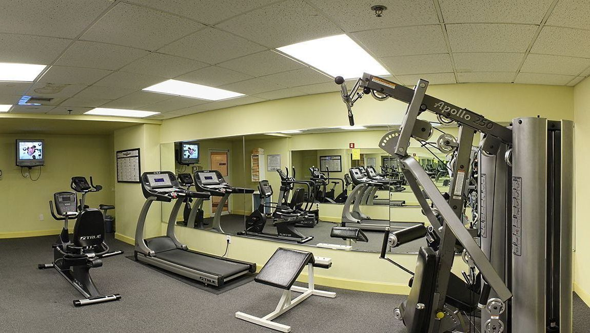 Myrtle Beach Fitness Room