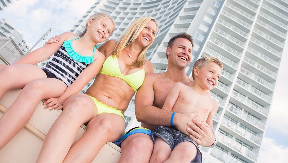 Myrtle Beach Family Vacation
